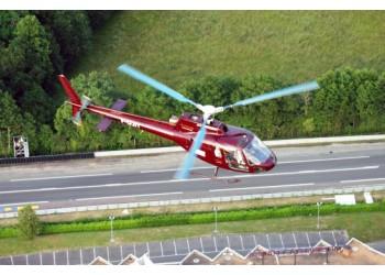 Vol helicoptere 24h du Mans