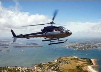 Vol en helicoptere – La Baule